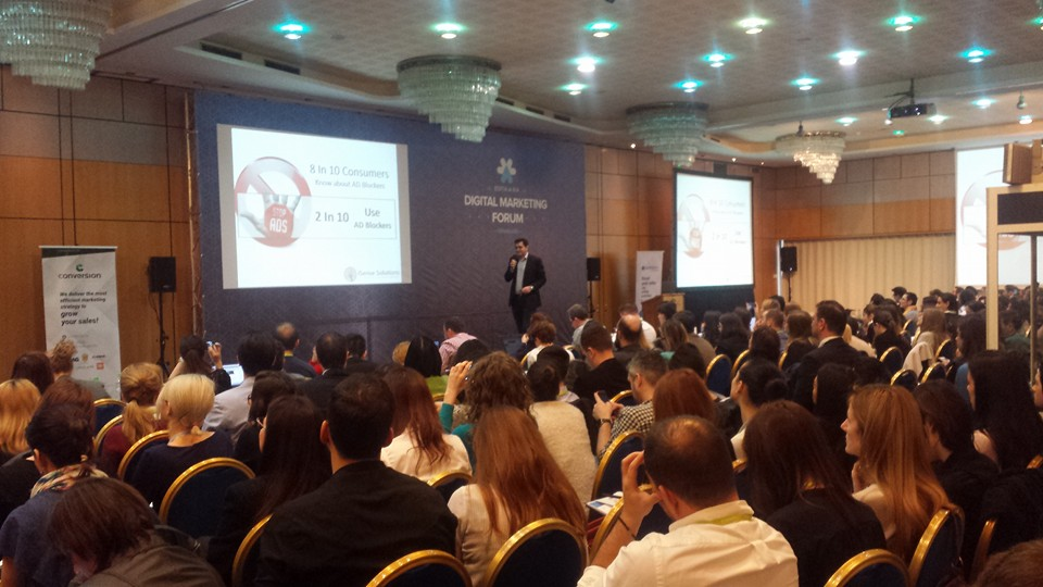 Traian Nastase - Digital Marketing Forum 2016